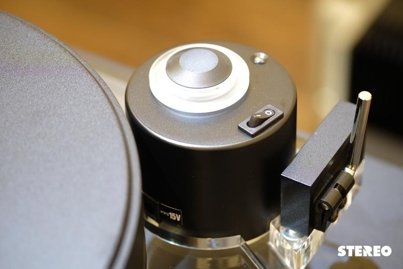 Mâm đĩa nhựa Pro-Ject 6perspeX: