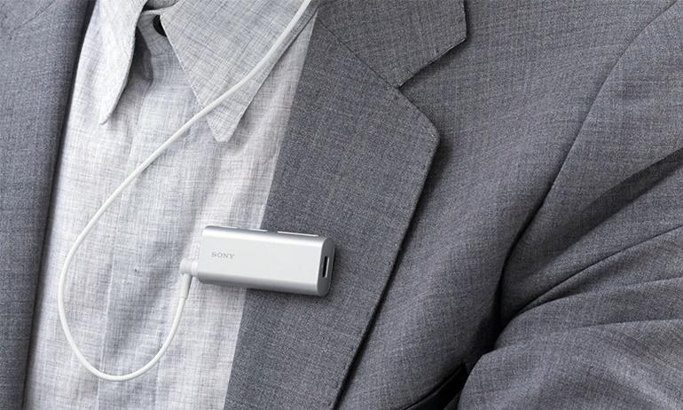 [MWC 2017] Sony giới thiệu SBH56: ampli Bluetooth cho tai nghe, có nút chụp ảnh