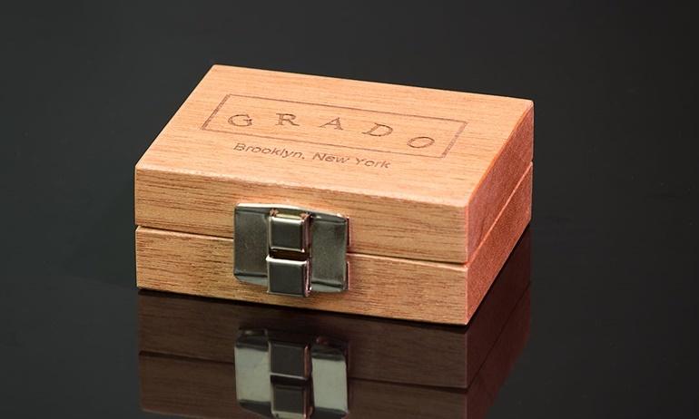 Grado ra mắt dòng cartridge Statement 2 với vỏ gỗ cổ điển