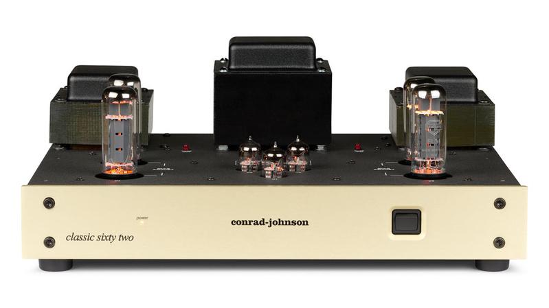 Conrad Johnson trình làng các ampli mới thuộc dòng Classic