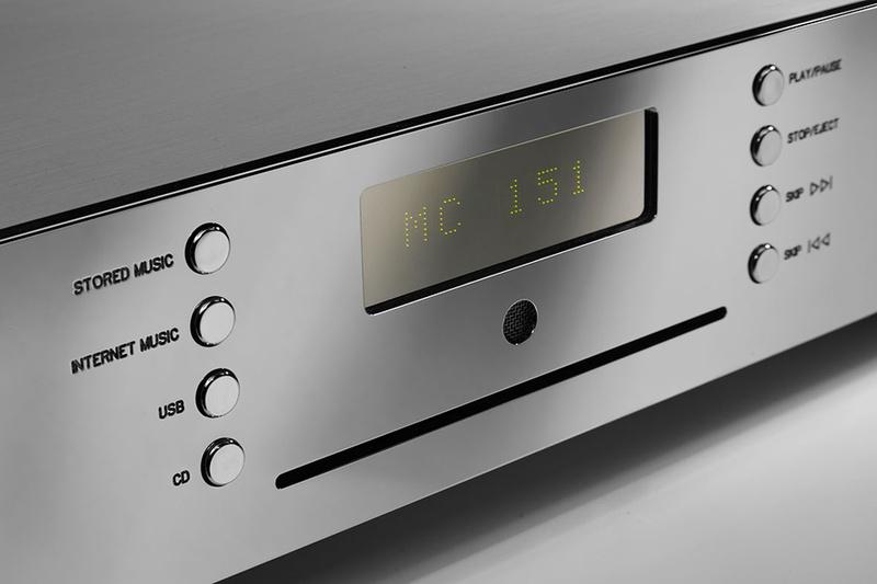 Burmester giới thiệu thế hệ mới của Music Server 151
