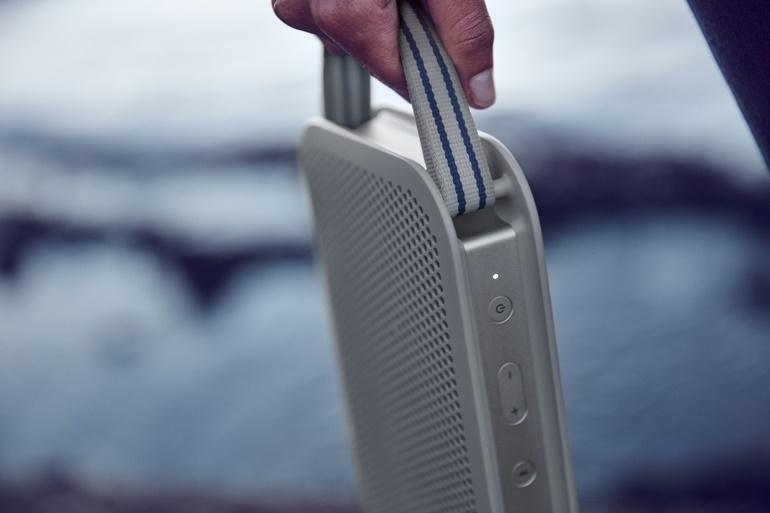 Bang & Olufsen giới thiệu loa di động B&O Play A2 Active: sạc nhanh, bền hơn