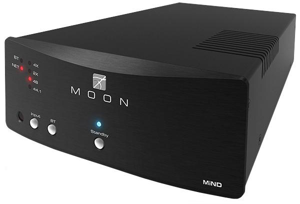 Simaudio giới thiệu Network Streaming  Moon Neo MiND