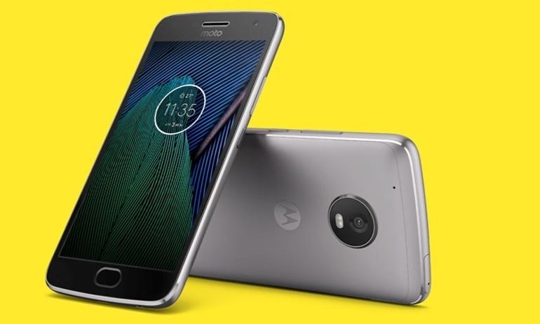[MWC 2017] Motorola Moto G5 và G5 Plus ra mắt: vân tay rộng hơn, toàn bộ vỏ kim loại
