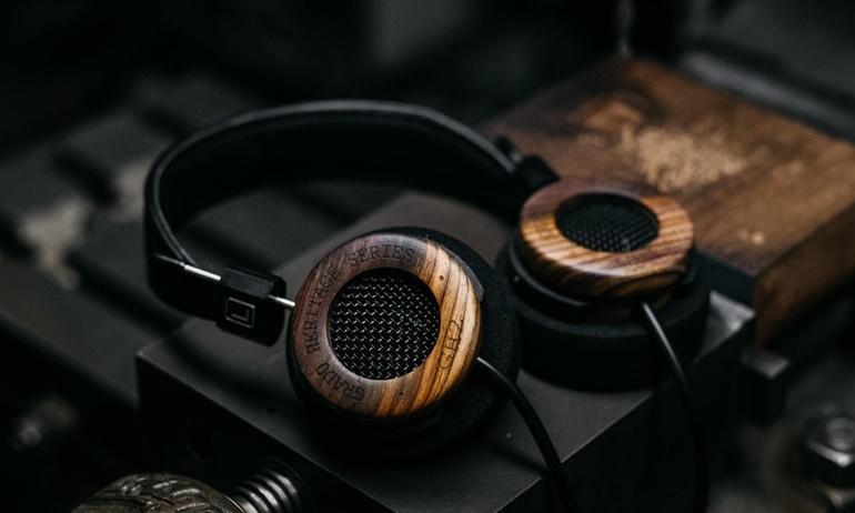 Grado ra mắt dòng tai nghe GH2 phiên bản đặc biệt, sử dụng vỏ gỗ quý