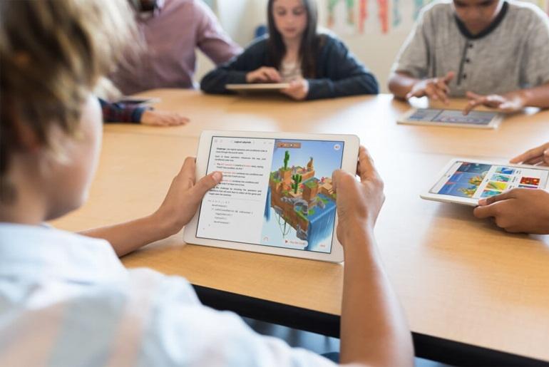 Apple ra mắt iPad phiên bản giá rẻ, thay thế iPad Air 2