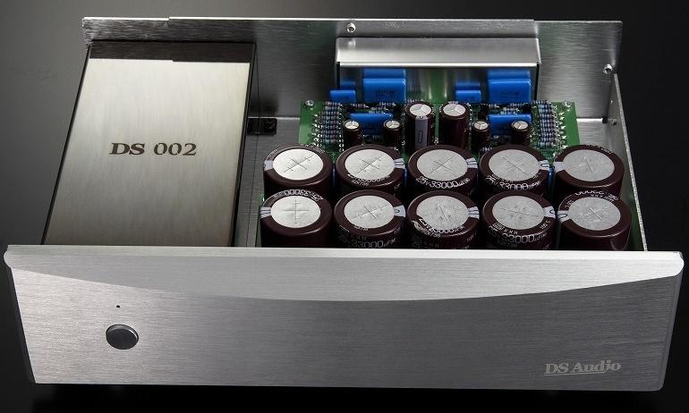 DS Audio ra mắt cartridge quang học DS 002