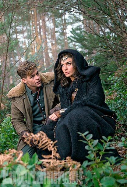 Gal Gadot đẹp gai góc trong trong trailer thứ 2 đầy kịch tính của Wonder Woman