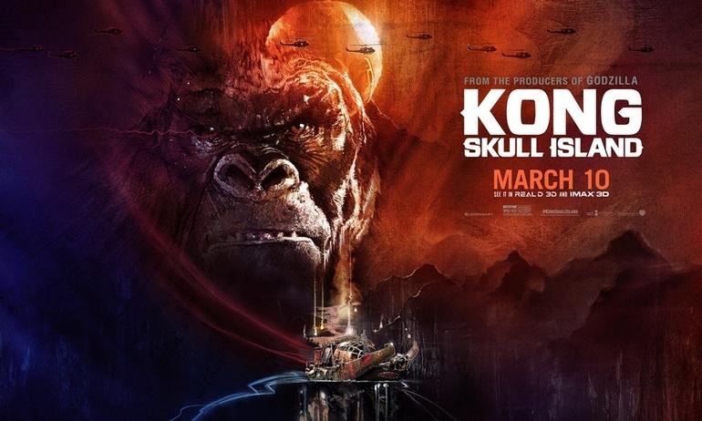 Google Maps ra cả Đảo đầu lâu trong Kong: Skull Island