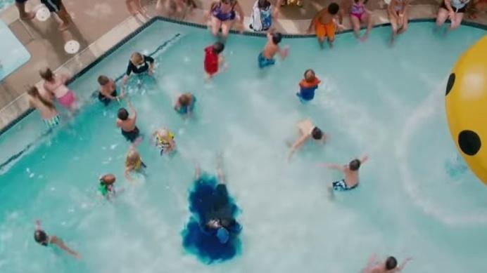 Hè này bạn còn dám đi bơi nếu biết bể công cộng chứa…75 lít nước tiểu?