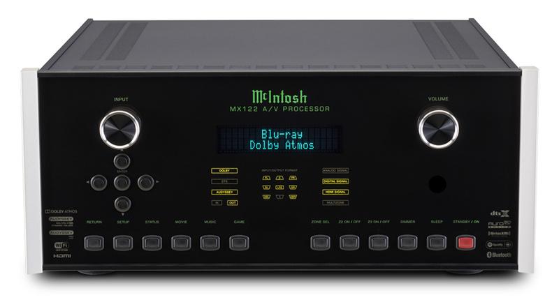 McIntosh cập nhật ứng dụng tự động hoá SDDP của Control4 cho Processor đầu bảng MX122
