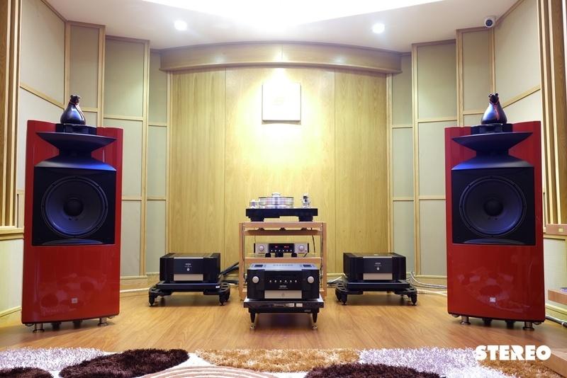 """Mark Levinson hồi sinh """"thiết kế vàng"""": Trải nghiệm tại Sơn Hà Audio"""
