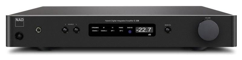 NAD công bố ampli tích hợp mới, hỗ trợ Bluetooth, Chromecast, giá 17 triệu đồng