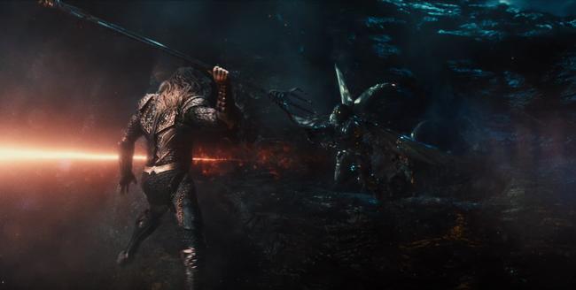 Những điểm mấu chốt được hé lộ trong trailer đầu tiên của Justice League