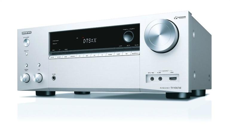 Onkyo ra mắt receiver mới, giá phổ thông, tích hợp 4K, Dolby Atmos và cả Chromecast