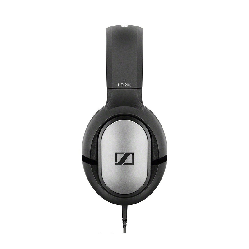 Sennheiser trình làng tai nghe HD206, giá vẫn mềm như xưa