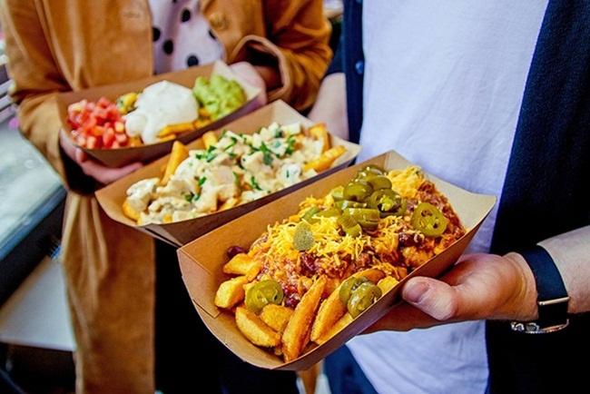 Tháng 4 thưởng thức hơn 1000 món ăn tại lễ hội ẩm thực Food Fest 2017 lớn nhất Hà Nội