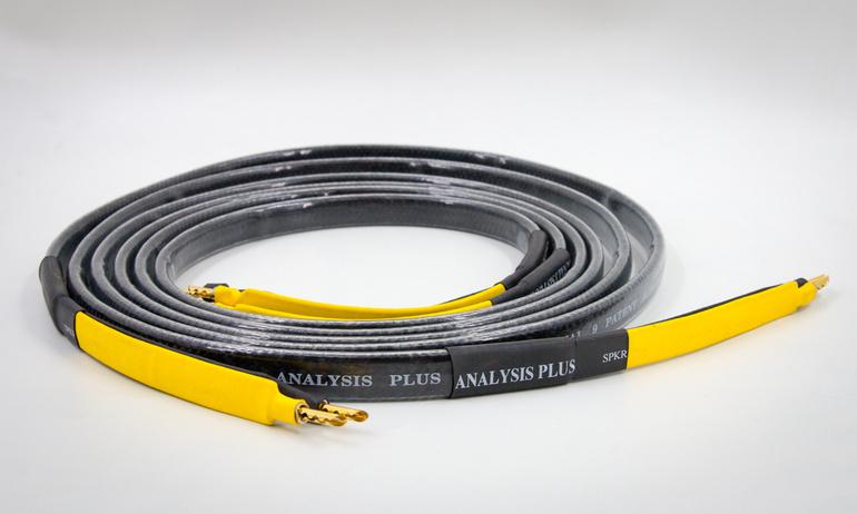 Trên tay dây loa cao cấp Analysis Plus Black Mesh Oval 9: dây dẫn sử dụng cho tàu vũ trụ có gì đặc biệt ?