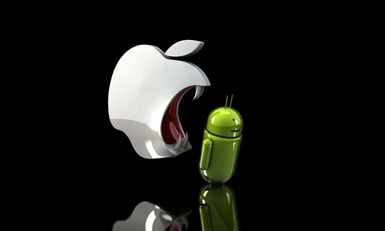 Apple lãi gấp 5 lần Samsung nhờ iPhone, các hãng khác chia nhau 5% còn lại