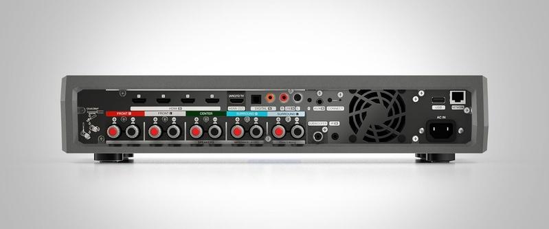 Denon HEOS AVR: giải pháp âm thanh vòm không dây