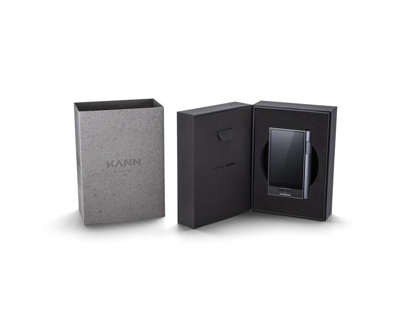 Astell & Kern ra mắt máy nghe nhạc mới mang tên Kann với thiết kế hoàn toàn khác biệt