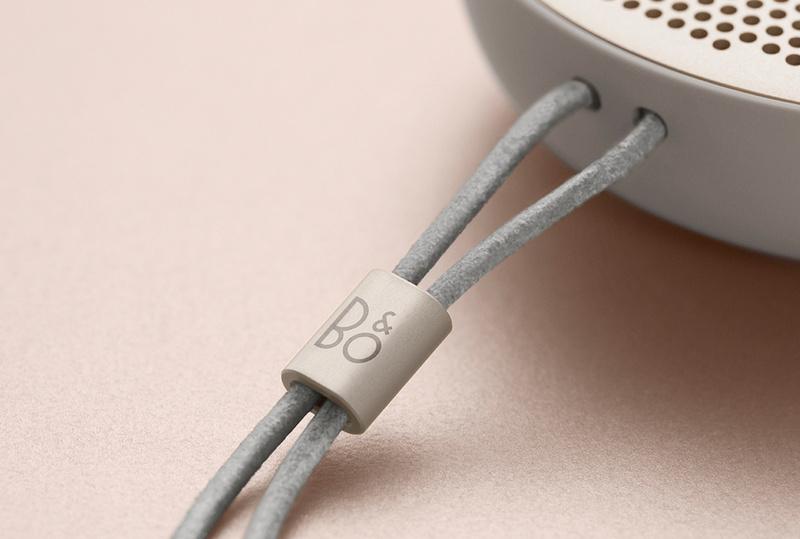B&O giới thiệu loa di động mới Beoplay P2, ẩn đi hoàn toàn các phím điều khiển