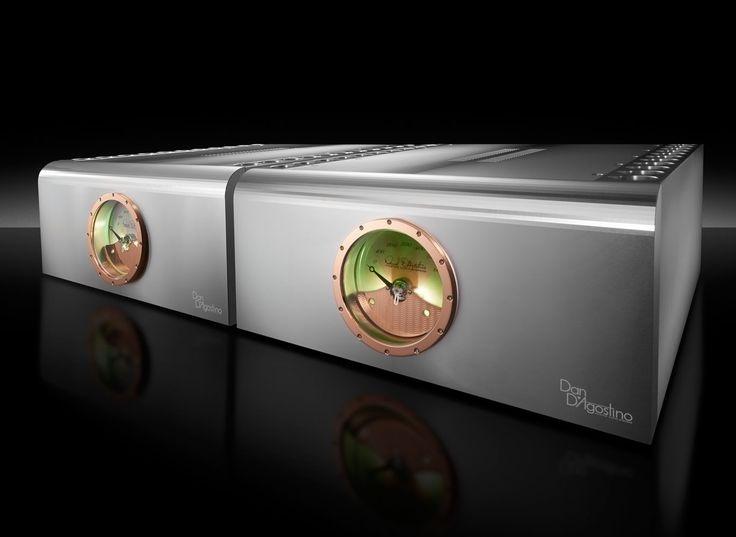 Dan D'Agostino ra mắt ampli công suất Progression Stereo