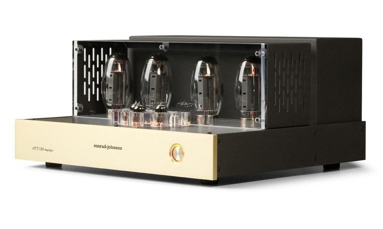 Conrad Johnson kỉ niệm 40 năm thành lập hãng bằng hai mẫu ampli đèn hi-end