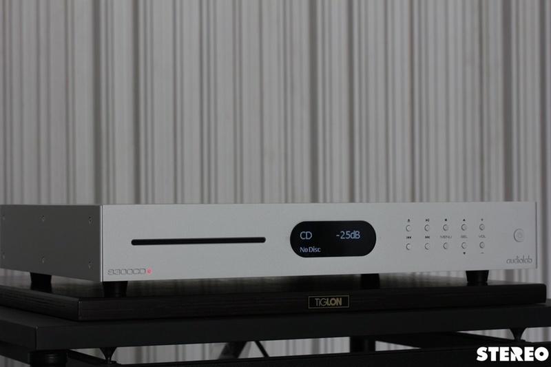 Audiolab 8300CD: sắc sảo, tinh tế như một sản phẩm hi-end