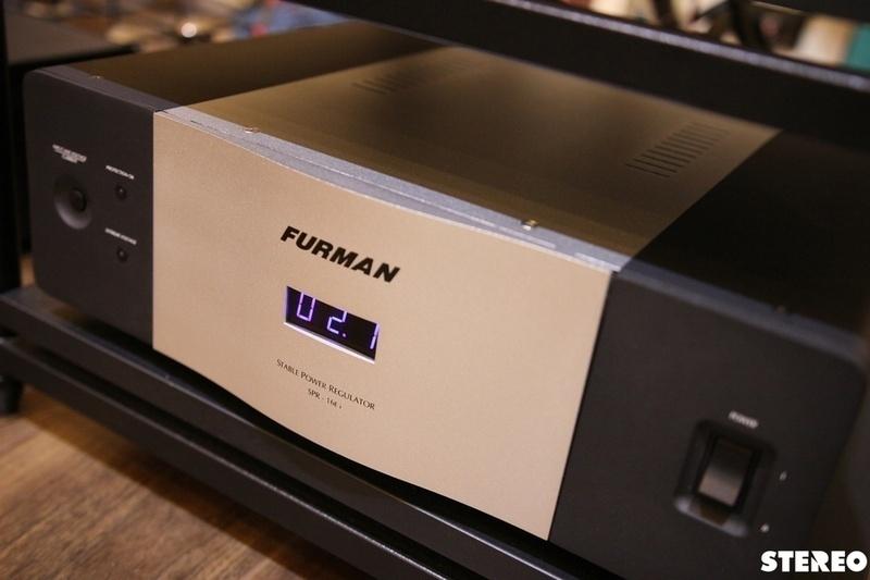 Lọc điện, ổn áp Furman SPR-16 Ei: khởi nguồn của một bộ dàn đẳng cấp