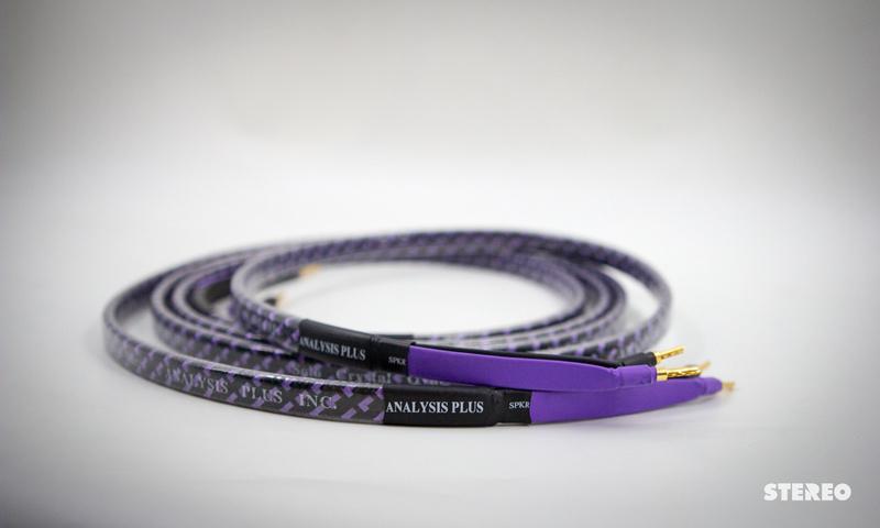Giới thiệu dây loa Analysis Plus Crystal Oval 8:  khi nhà khoa học làm dây dẫn