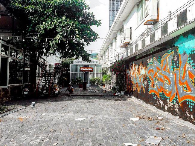 Những góc nghệ thuật trong mắt giới trẻ Sài Gòn của Nhà Ga 3A trước khi đóng cửa