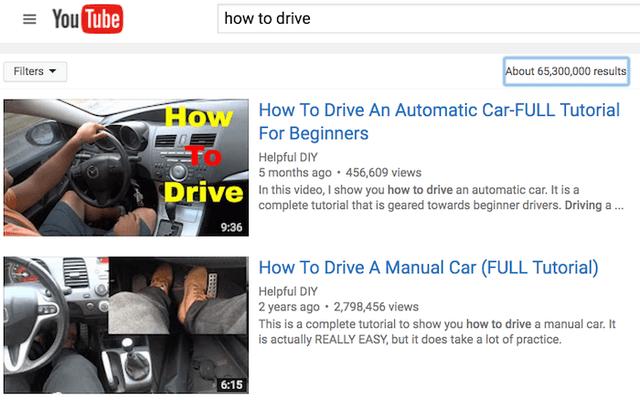 Tin nổi không, bé trai 8 tuổi học lái xe thành công nhờ Youtube