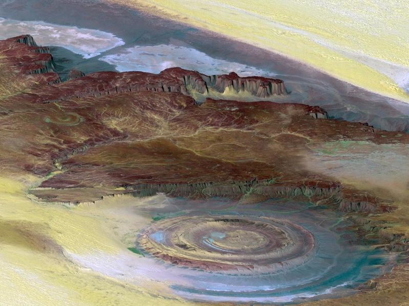 17 vùng đất kì ảo, những tưởng bị xâm chiếm bởi người ngoài hành tinh
