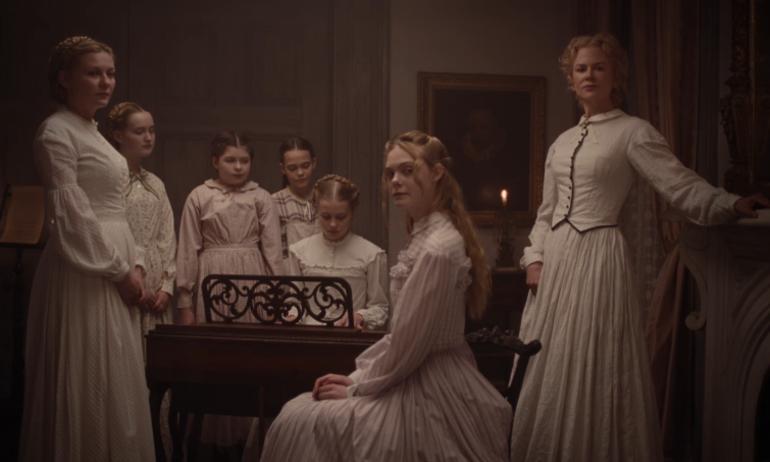 Tuyệt phẩm Những Kẻ Khát Tình của Nicole Kidman tranh giải Cành Cọ Vàng 2017