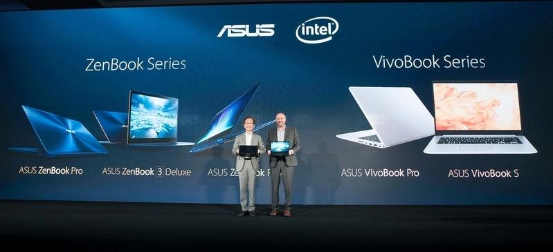 ASUS giới thiệu loạt sản phẩm cao cấp mới tại họp báo The Edge of Beyond