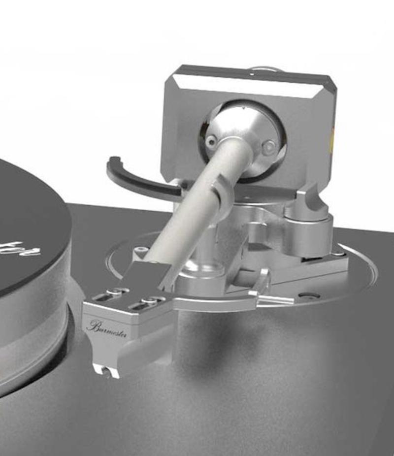 Burmester ra mắt mâm đĩa than đầu tiên, kỉ niệm 40 năm thành lập hãng