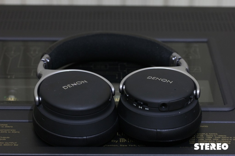 Đánh giá tai nghe không dây Denon AH-GC20