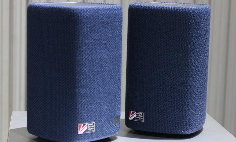 Cambridge Audio Yoyo M: cặp loa di động stereo chất lượng