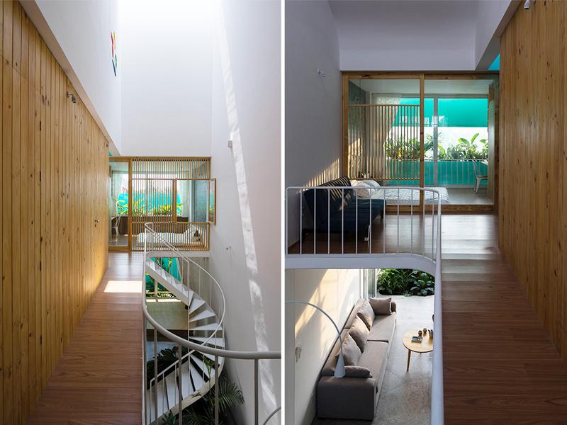 Less House: Căn nhà nhỏ lọt giữa khu bảo tồn thiên nhiên