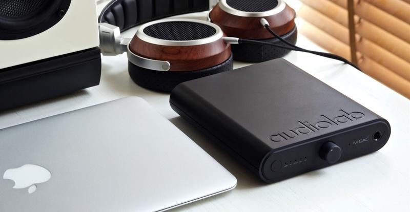 Audiolab thu nhỏ M-DAC thành bản mini với cấu hình mạnh mẽ