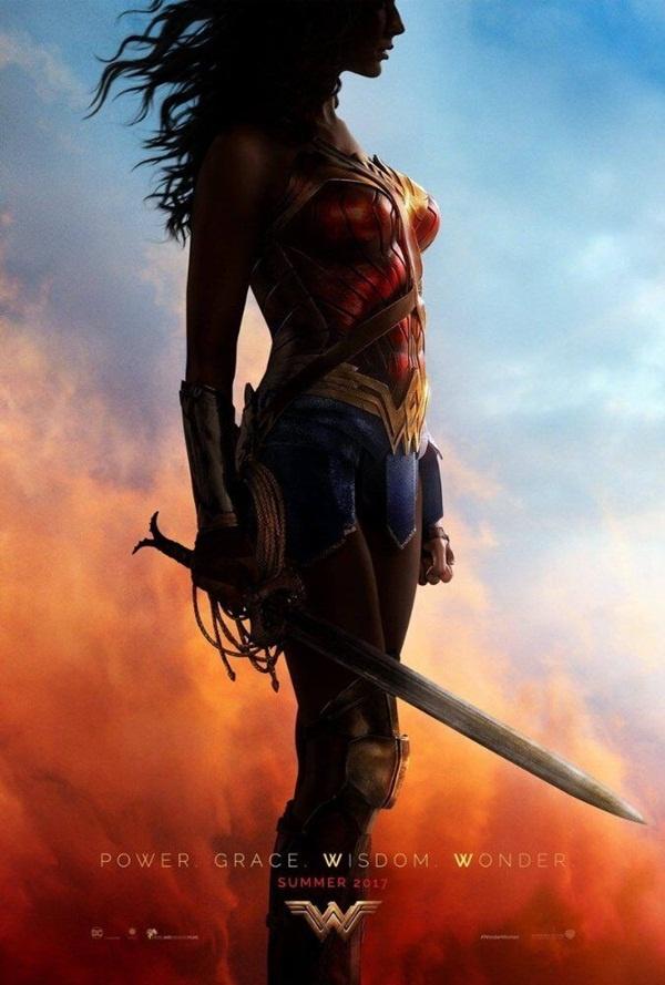 Phấn khích tột độ với trailer cuối của Wonder Woman