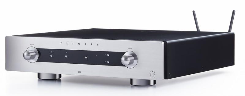 Primare giới thiệu loạt ampli và CD player mới, tích hợp mạch giải mã DSD