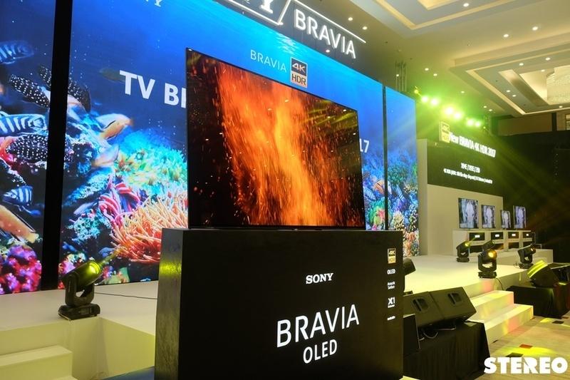 Sony Việt Nam giới thiệu đến thị trường hàng loạt TV 4K HDR với dòng X và A mới