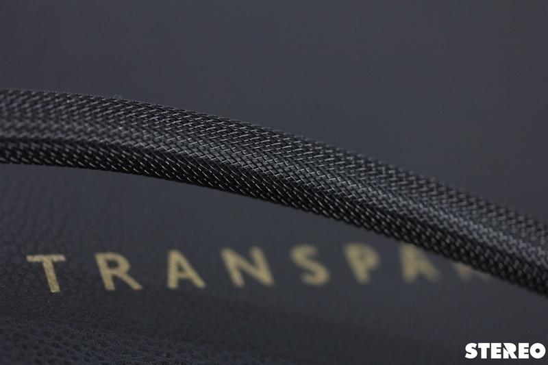 Dây nguồn hi-end Transparent Reference: cân bằng và trung tính