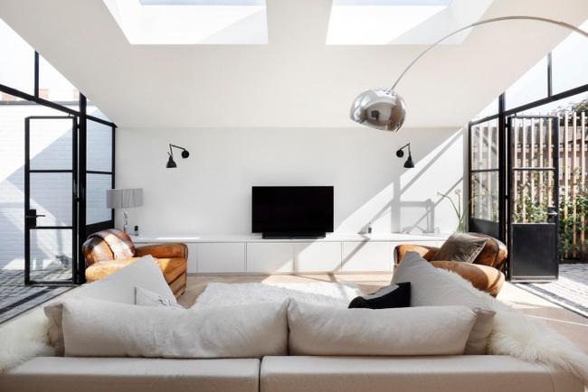 """Căn nhà cấp 4 sở hữu ánh sáng tự nhiên """"chuẩn"""" như 1 studio"""