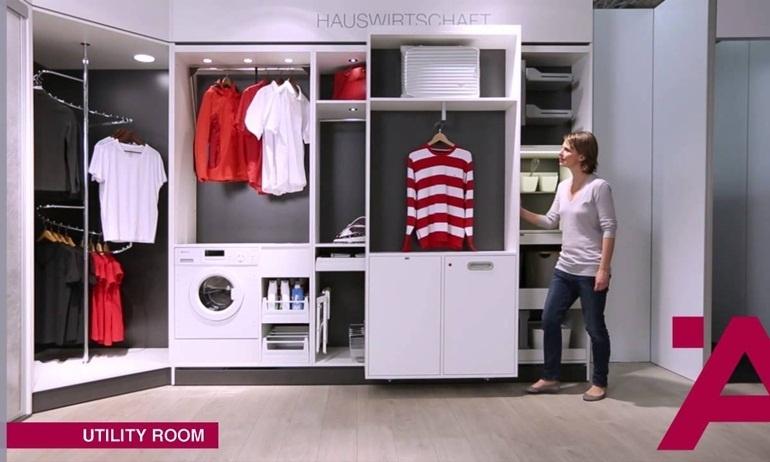 Tủ đựng đồ đa năng – Giải pháp lý tưởng cho không gian hẹp.