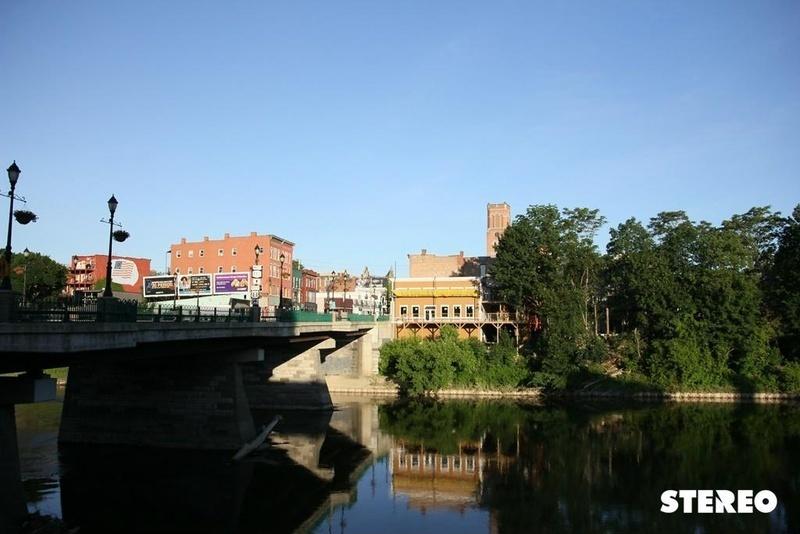[Hành trình McIntosh] Binghamton: Quê hương thanh bình của