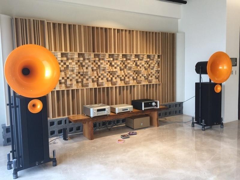 Bộ sưu tập loa kèn Avantgarde Acoustics của người nghe nhạc khắp thế giới (P.1)