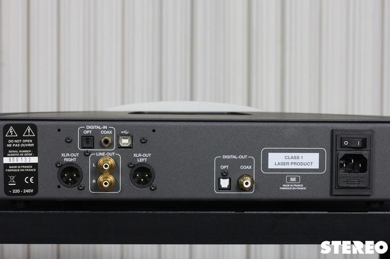CD player Atoll CD400: đầu phát đa năng cho những người mê cái đẹp